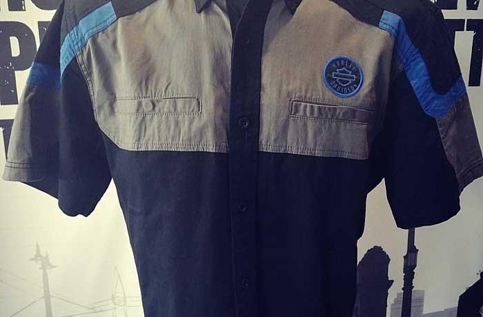 MENS harley-davidson shirt performance