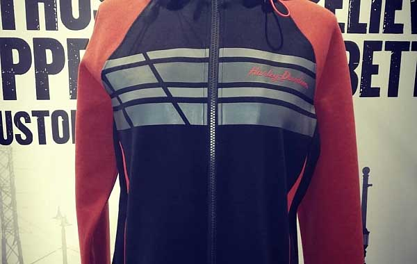 LADIES HARLEY-DAVIDSON PERFORMANCE HOODIE